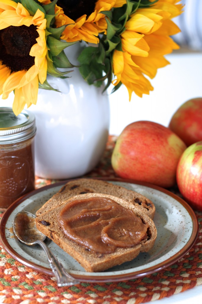The Ultimate Apple Butter