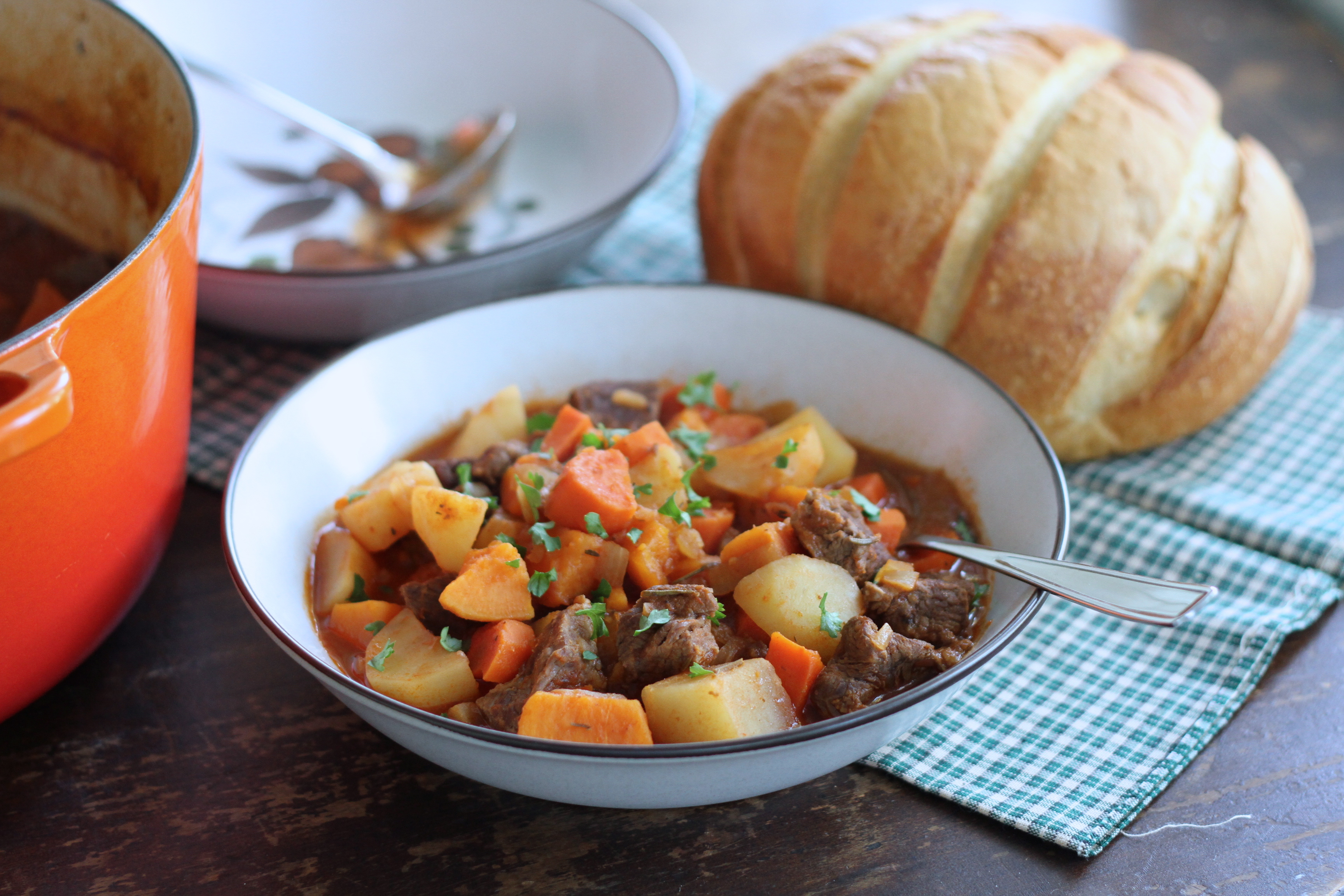 Simple Beef Stew : Brittany's Pantry