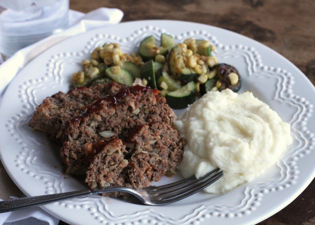 Old Fashioned Meatloaf