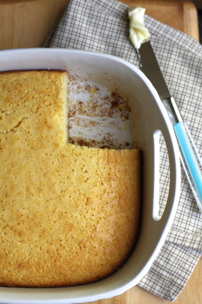 Sweet Northern Cornbread | Brittany's Pantry