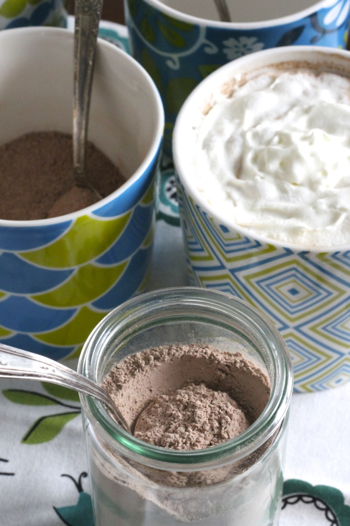 Homemade Instant Hot Cocoa Mix | Brittany's Pantry