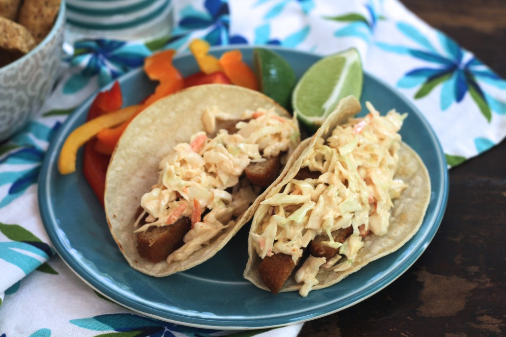 Spicy Chicken Tacos via Brittany's Pantry are healthier than you may think!