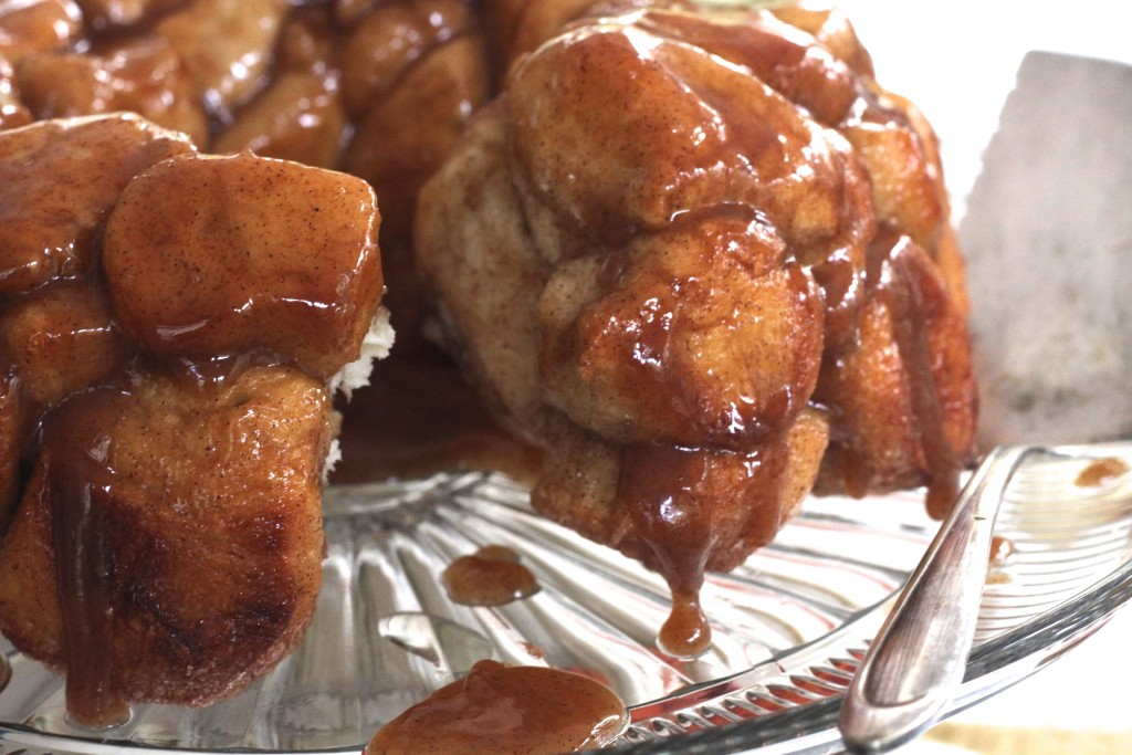 This Classic Monkey Bread is a simple, easy, no-frills recipe that you will make again and again! {Brittany's Pantry}